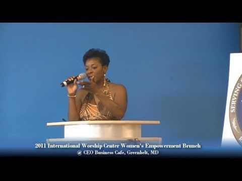 2011 Sheila Stewart Women's Empowerment Brunch