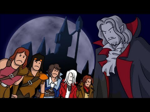 LORE - Castlevania Lore in a Minute!