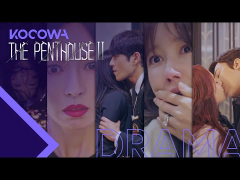 """""""The Penthouse"""": The Best Scenes Chosen by KOCOWA Viewers"""