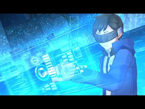 Digimon Story Cyber Sleuth: Hacker's Memory - Announcement Trailer | PS4, PSVita