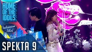 Download Mp3 Arsy Widianto & Brisia Jodie - Rindu Dalam Hati - Spekta Show Top 7 - Indone