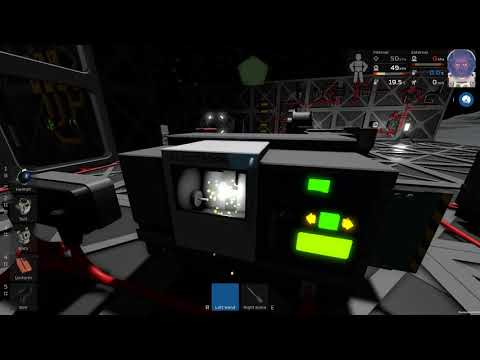 Stationeers E22 - Battery Saving Timer