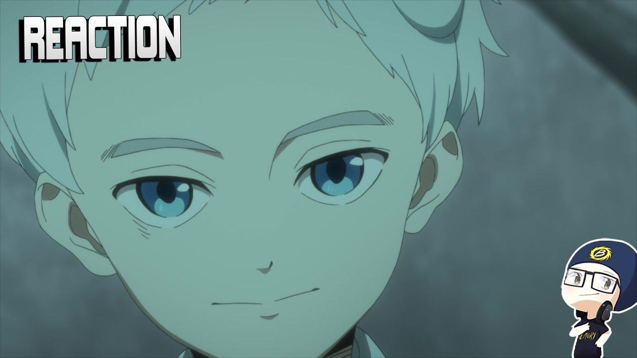 Yakusoku no Neverland Episode 2 REACTION 約束のネバーランド