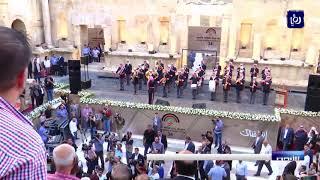افتتاح مهرجان جرش للثقافة والفنون - (18-7-2019)