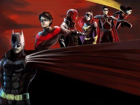 Bat Family Tribute (Warriors By Imagine Dragons)