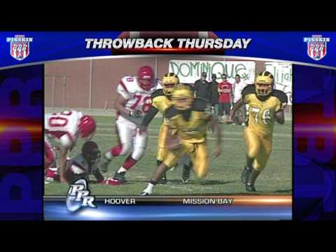 Week 4 TBT: Dillon Baxter, Mission Bay Buccaneers