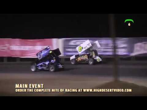 July 22, 2017 Sprint A Main - Southern New Mexico Speedway