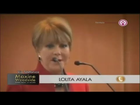 """Lo que necesitábamos: Lolita Ayala saca de nuevo a su """"gallo"""" en programa en vivo"""