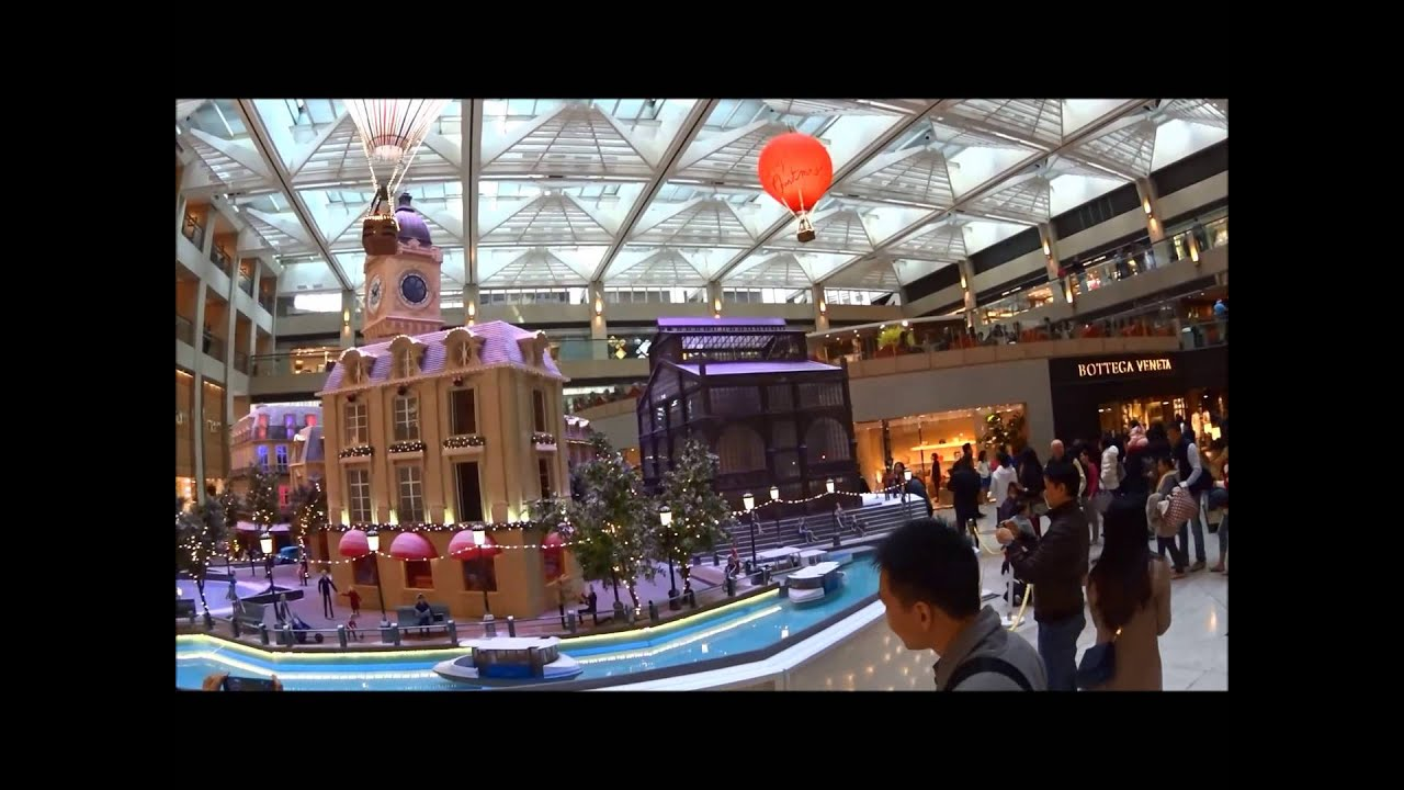 2014 landmark hong kong christmas decoration youtube for 2014 christmas decoration