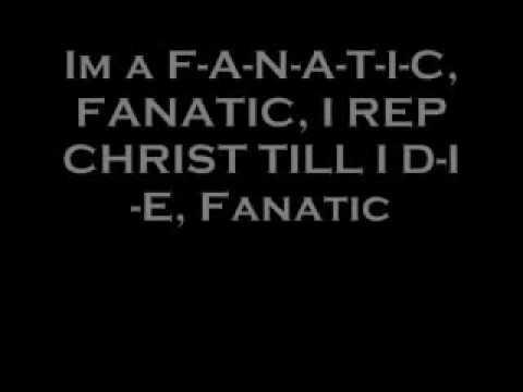 Lecrae   Fanatic w lyrics