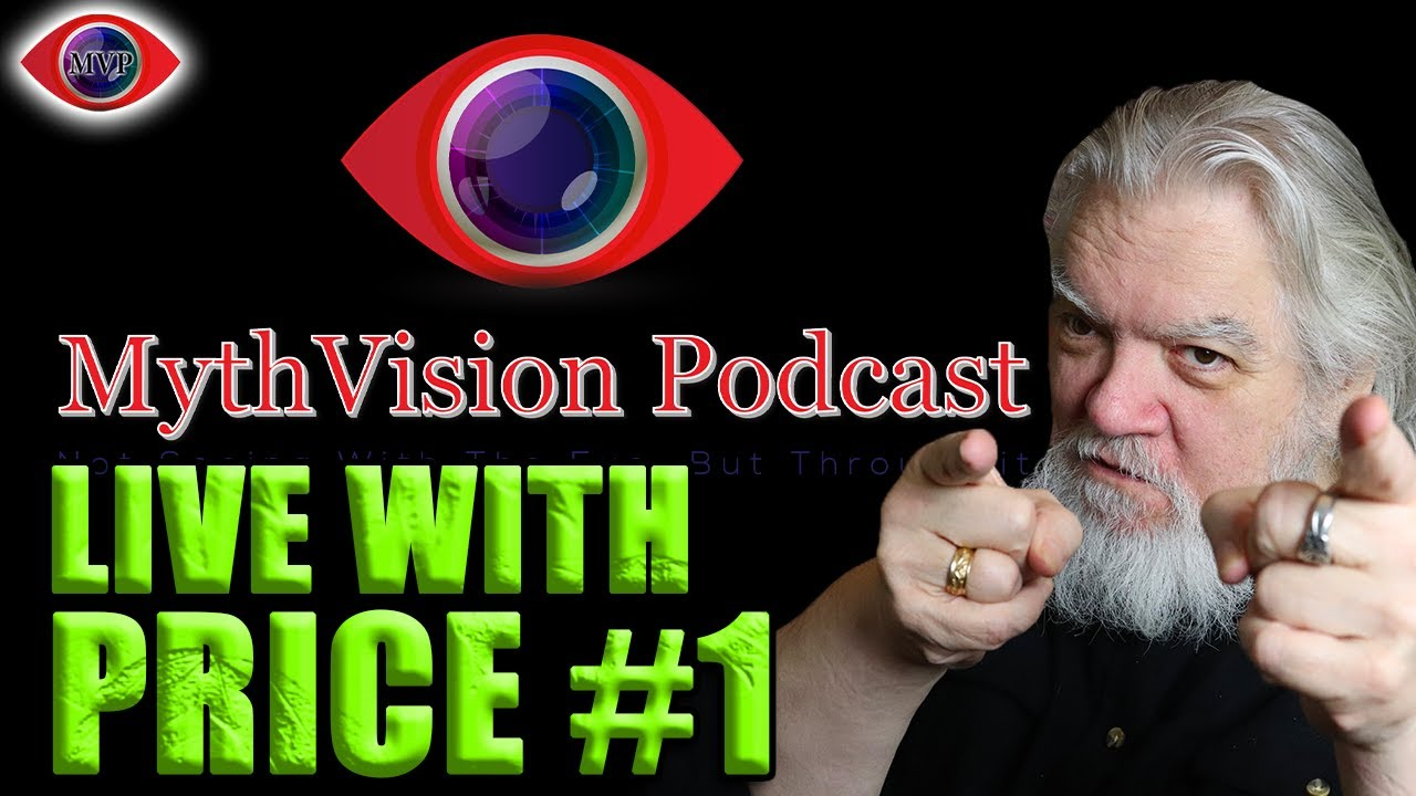 Robert M. Price Gets Questioned Live From MythVision Family Part #1