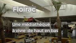 Découvrez la Médiathèque de Floirac