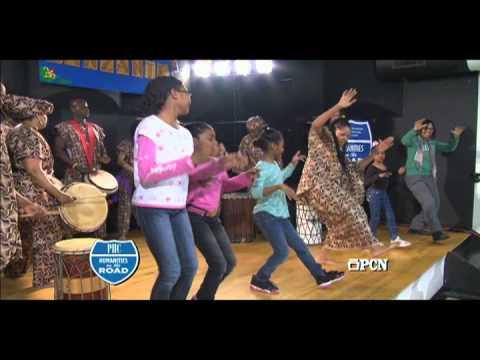 """""""Healing African Dance"""" Clip 2"""