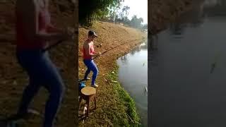 Para vos que no sa es pescar jajaja