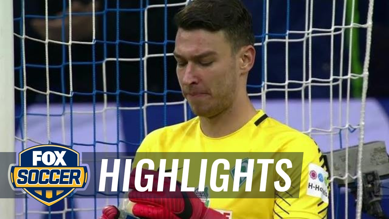schalke bremen highlights