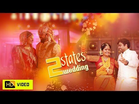 Punjab Vs Chennai | An Epic Wedding tale From 2 States !!
