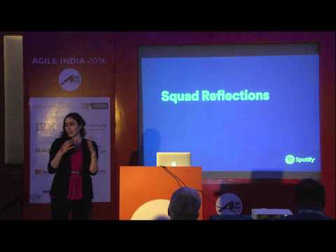 Measuring Team Performance at Spotify by Danielle Jabin at Agile India 2016