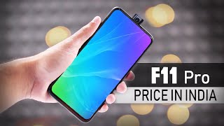 Oppo F11 Pro Official Launch date, Price & Full Specification !!