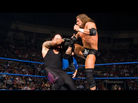 Undertaker And Triple H Experience Big Show's Wrath: SmackDown, Oct. 24, 2008