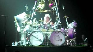 TARJA - Drum/Band Solo/Little Lies (@ Teatro della Luna - Assago (MI) - 02/03/12)