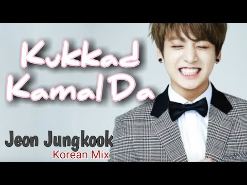 Kukkad Kamal Da // BTS jeon Jungkook🐰💖/ Student of the year // Korean mix