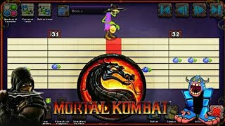 Tutorial Mortal Kombat My Singing Monster