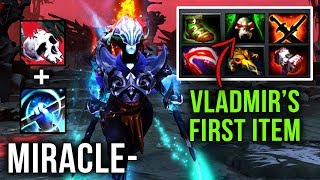 Miracle- Phantom Assassin - Most Imba & Easy Combo with Magnus 7.20 Patch - Trying New Meta Build