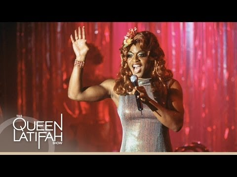 Chiwetel Ejiofor Talks 'Kinky Boots' on The Queen Latifah Show