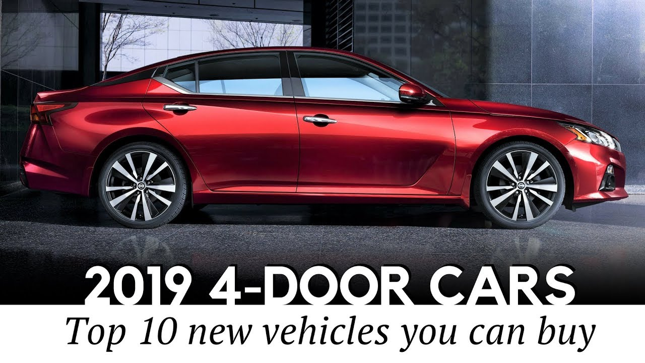10 New Cars To While Sedans Are Still Produced Design Of 2019 Models