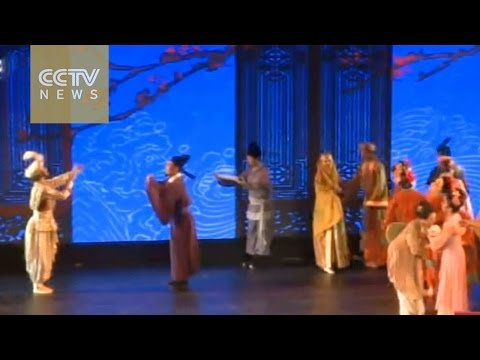 Story of China's ancient marine Silk Road onstage at UNESCO headquarters