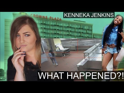 19 YO Kenneka Jenkins Body Found in Hotel FREEZER...