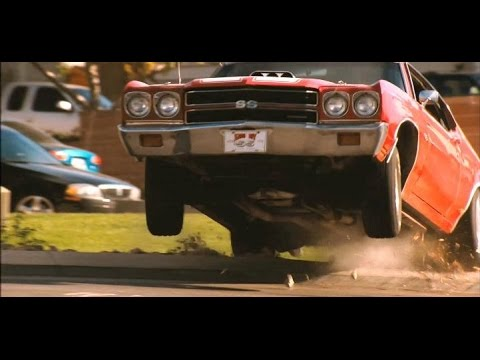 Chevy Chevelle SS chases