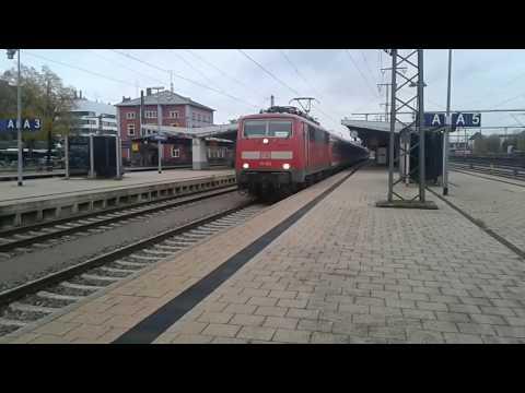 Eisenbahn in Singen und Umgebung