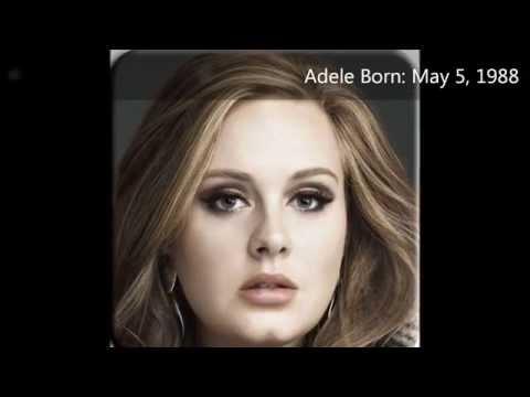 May Celebrity Birthdays