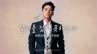 SEUNGRI - 'LOVE IS YOU (Feat. Blue.D)'-繁中