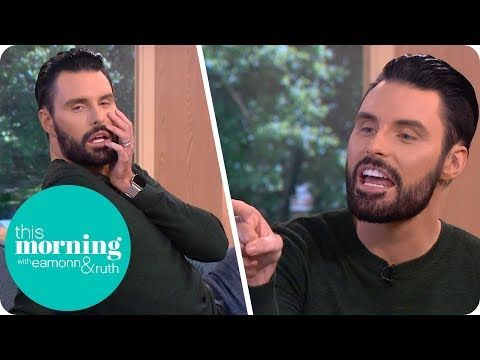 Rylan Has a Rant About Set Up Paparazzi Pictures | This Morning