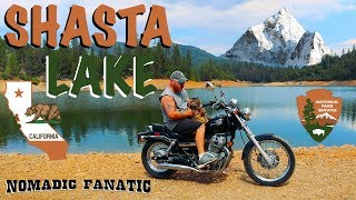 Lake Shasta National Forest Beautiful Boondocking
