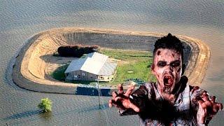10 Casas Construidas A Prueba De Zombies - Los mejores Top 10