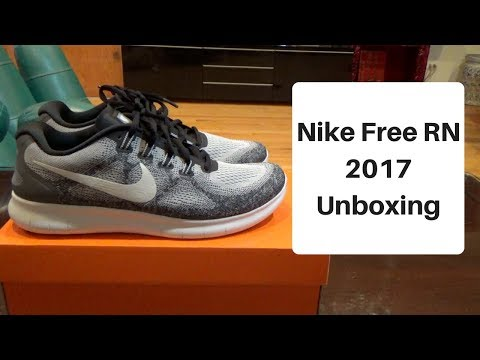 Nike Free RN 2017 Unboxing / On feet Review