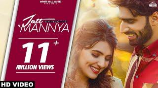 SHIVJOT  Jatt Mannya (Full Video) Ginni Kapoor  The Boss  New Punjabi Song 2021  Punjabi Songs