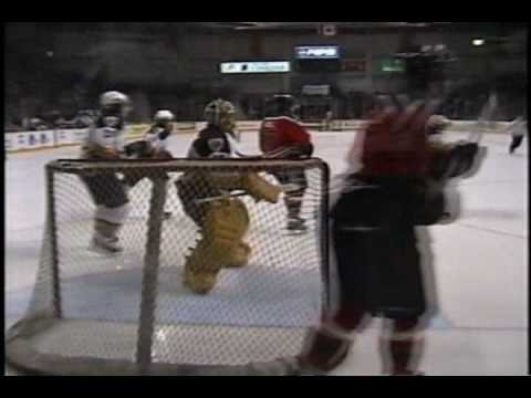 Marc Andre Fleury In The Crease(2003)
