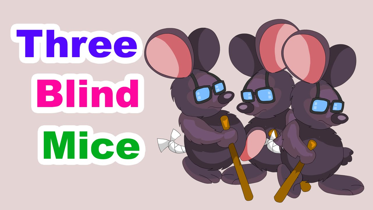 three blind mice Watch video thomas snoops on people using their web cams, but when he witnesses a murder he calls the police who discover several women have been murdered in the last years in a.