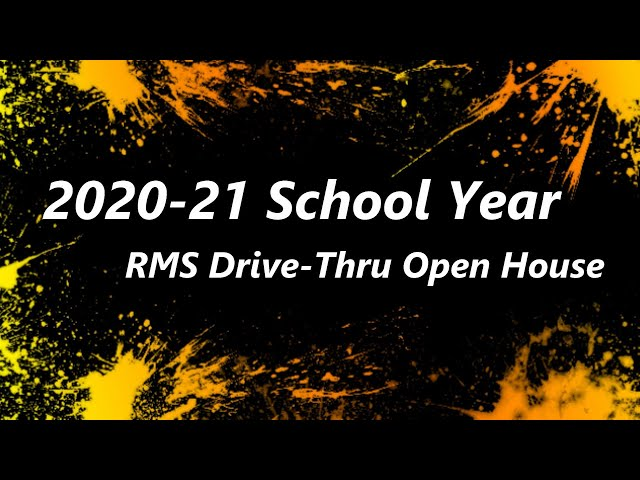 Introduction & Welcome to RMS Videos