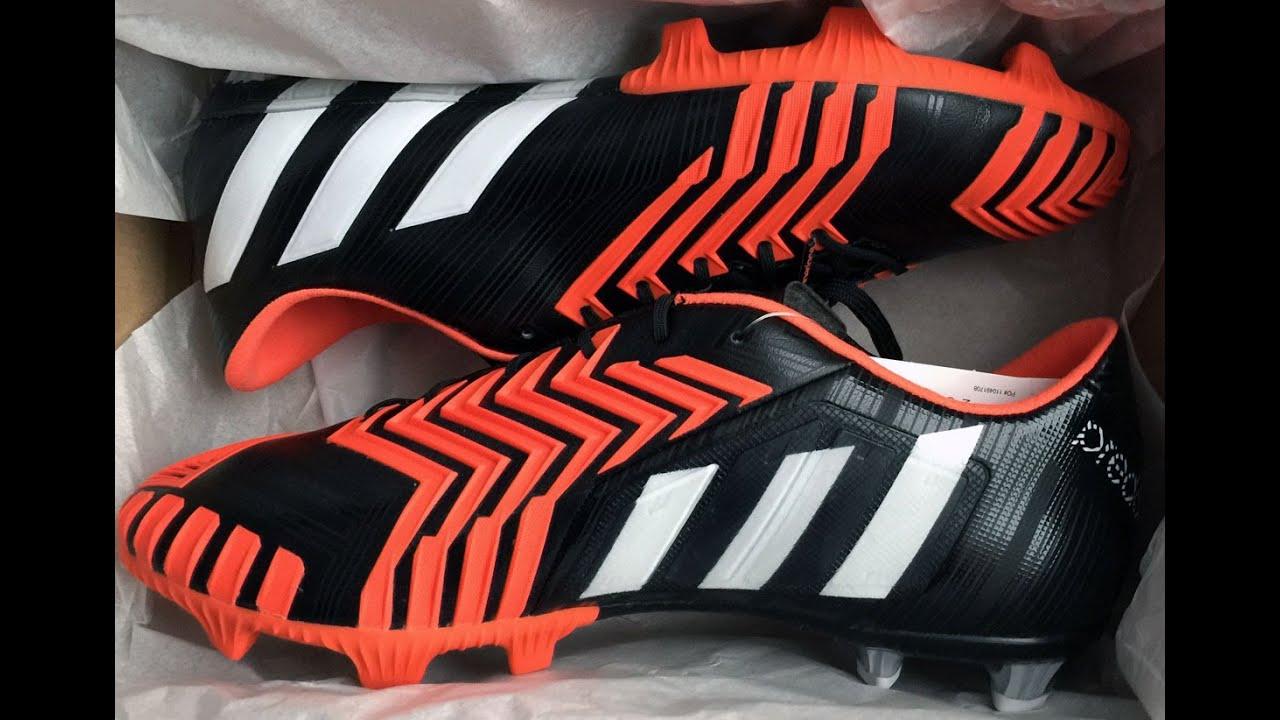 Adidas Predator Recensione Istinto Fg bB4oFgYt