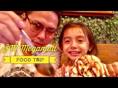 SM Megamall Food Trip: Bag O' Shrimps, Gangnam Wings, Takoichi, Pie Face