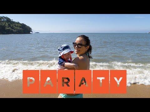 PARATY   Brazil Travel Vlog 2017