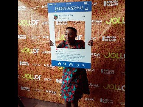 TCV visits Jollof Fest in Dumbo, Brooklyn