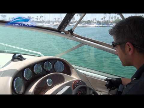 SEA RAY 280 inspection