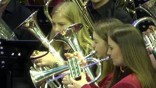 Toccata in D minor by J.S. Bach / arr. Ray Farr - Mixed Brass Band of Championship