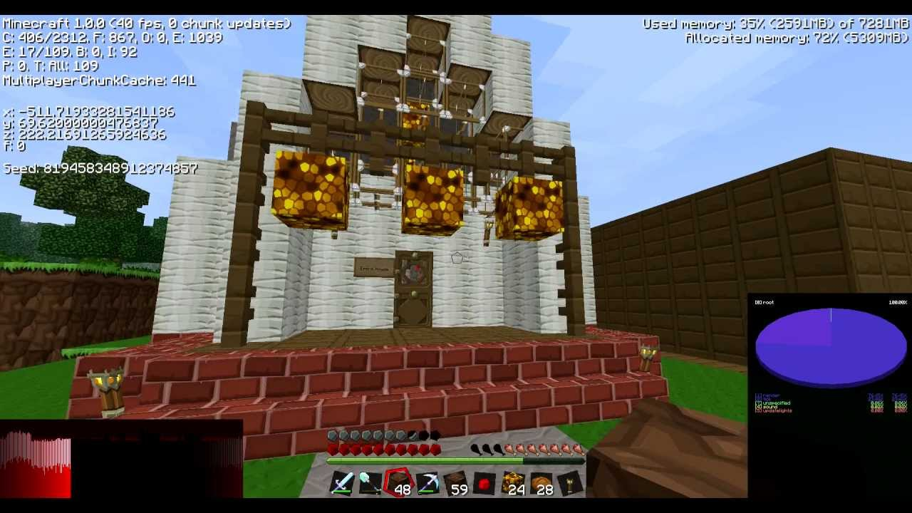Minecraft: Sphax PureBDCraft [512x512][HD] - YouTube  Minecraft: Spha...
